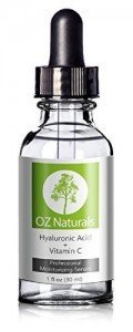 What is Oz Naturals Hyaluronic Acid Serum?